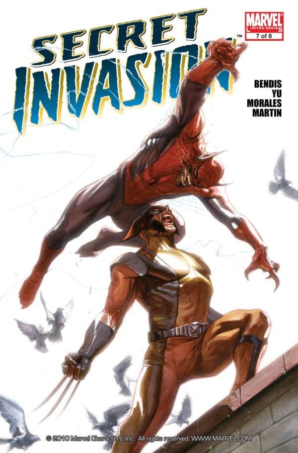 Secret Invasion #7 (of 8)