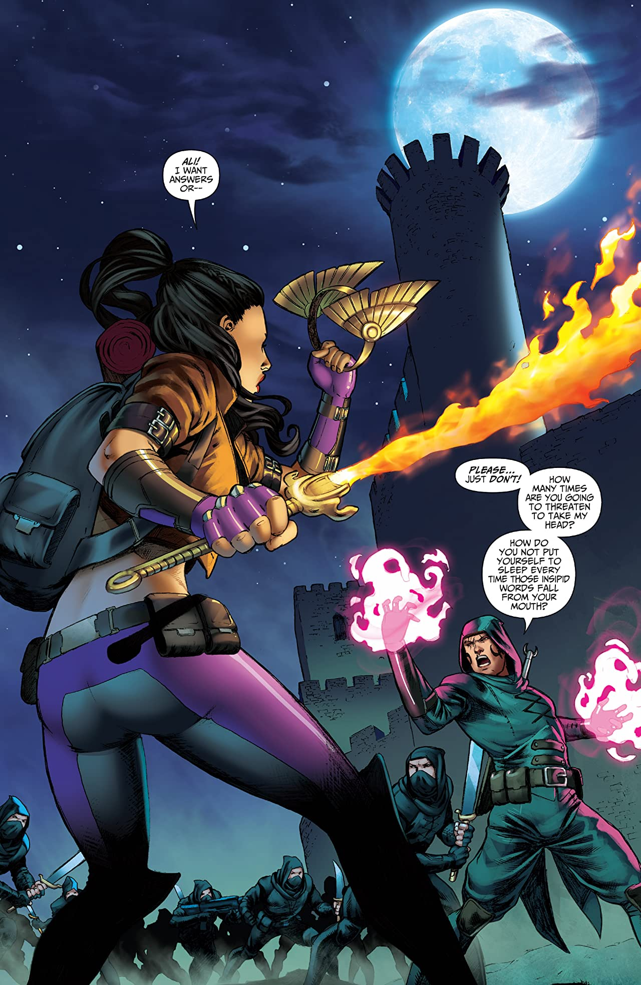 Jasmine: Crown of Kings #3