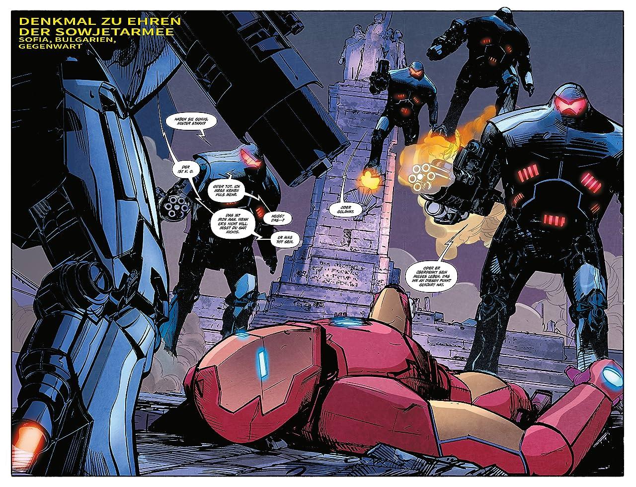 Iron Man Vol. 3