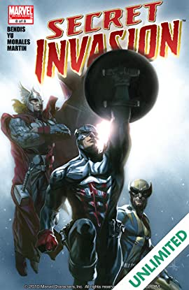 Secret Invasion #8 (of 8)