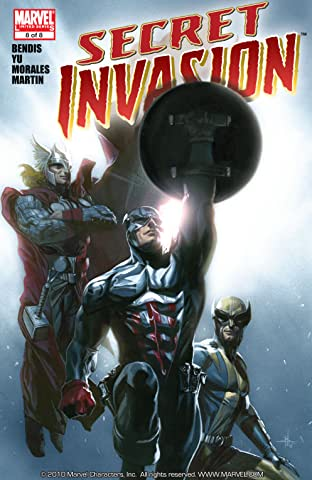 Secret Invasion No.8 (sur 8)