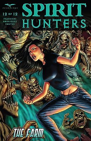 Spirit Hunters #12
