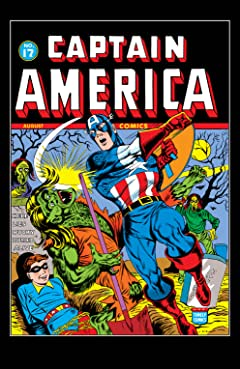 Captain America Comics (1941-1950) #17