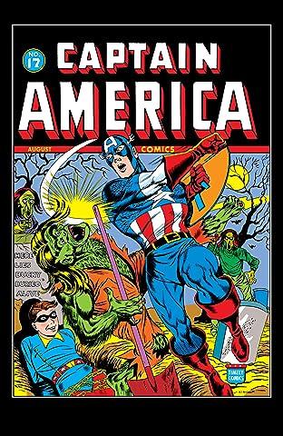 Captain America Comics (1941-1950) No.17