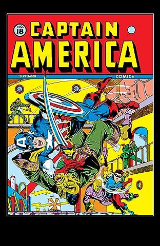 Captain America Comics (1941-1950) No.18