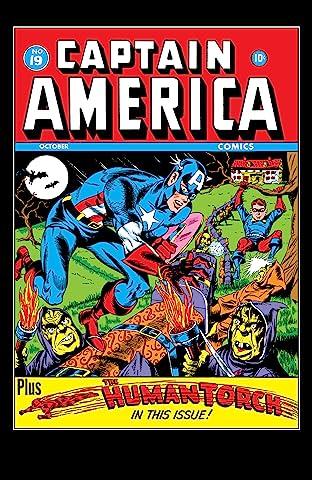 Captain America Comics (1941-1950) No.19