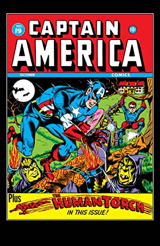 Captain America Comics (1941-1950) #19
