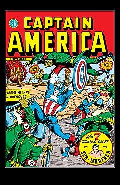 Captain America Comics (1941-1950) #20