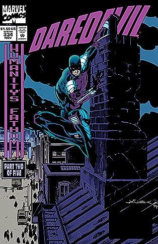 Daredevil (1964-1998) #334