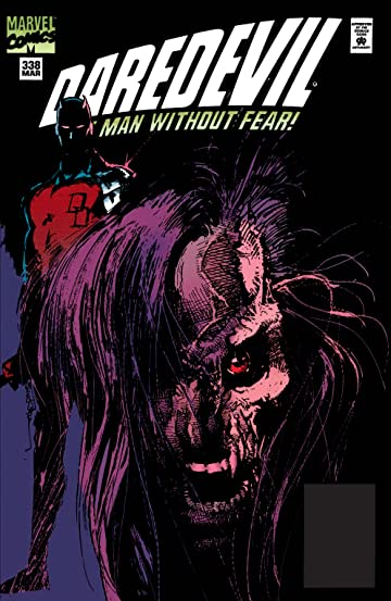 Daredevil (1964-1998) #338