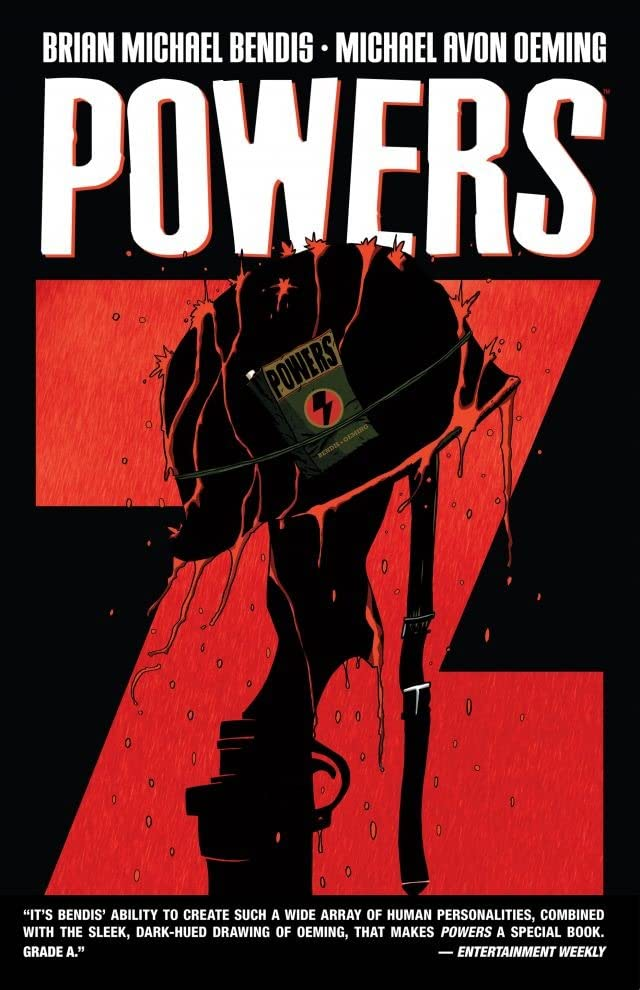 Powers Vol. 13: Z