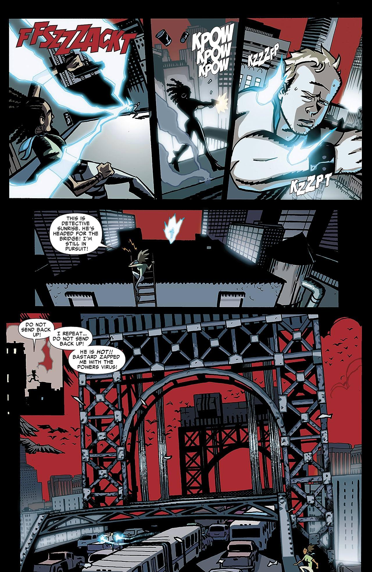 Powers Vol. 13: Z