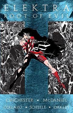 Elektra: Root of Evil (1995) #1 (of 4)