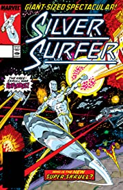 Silver Surfer (1987-1998) #25