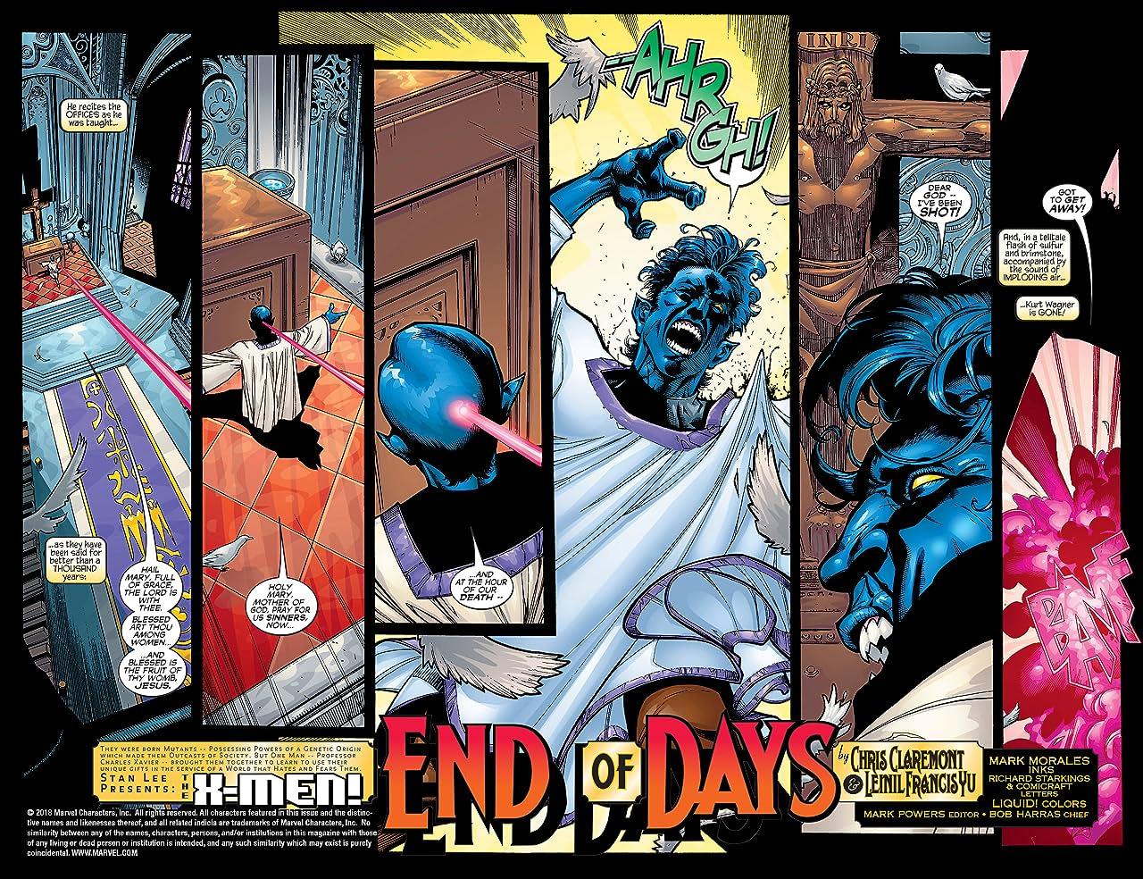 X-Men (1991-2001) #100