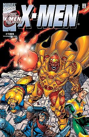 X-Men (1991-2001) #104