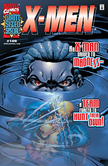 X-Men (1991-2001) #106