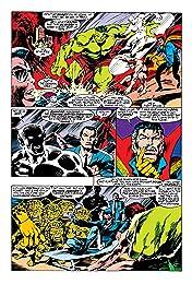 Doctor Strange: Sorcerer Supreme (1988-1996) Annual #2