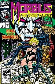 Morbius: The Living Vampire (1992-1995) #9