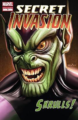 Skrulls! (2008) #1