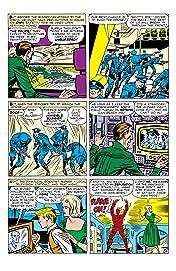 Strange Tales (1951-1968) #105