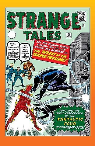 Strange Tales (1951-1968) #106
