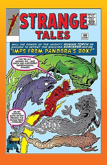 Strange Tales (1951-1968) #109