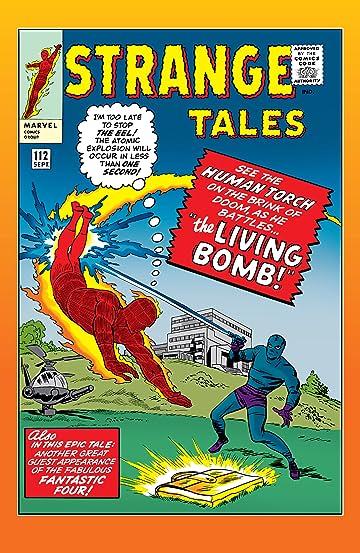 Strange Tales (1951-1968) #112