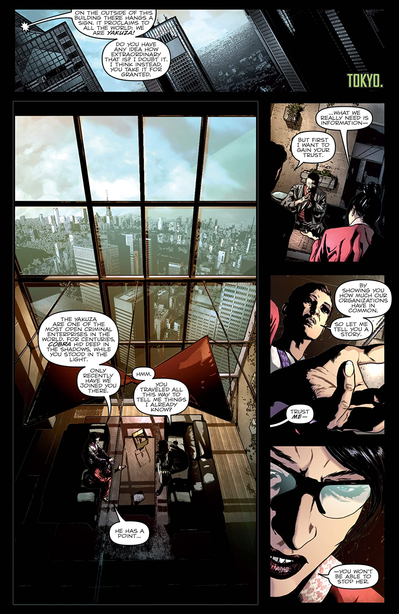 G.I. Joe (2013-2014) #13