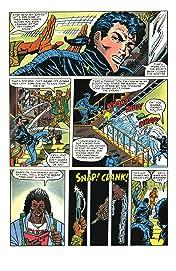 Marvel Graphic Novel: Wolfpack (1987) #1
