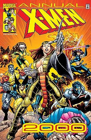 X-Men (1991-2001) Annual 2000 #1