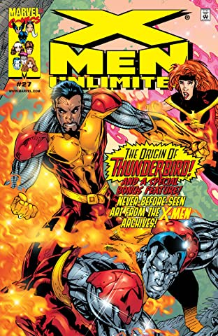X-Men Unlimited (1993-2003) #27