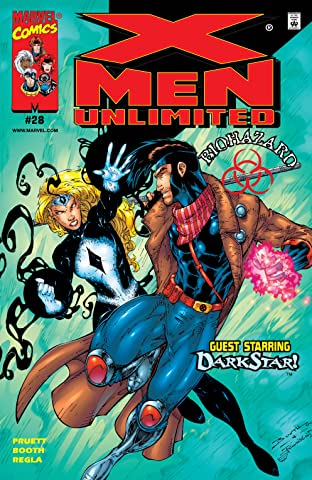 X-Men Unlimited (1993-2003) #28