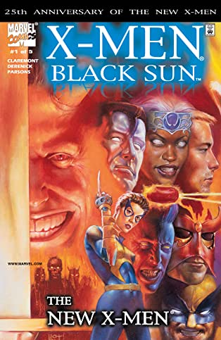 X-Men: Black Sun (2000) #1 (of 5)