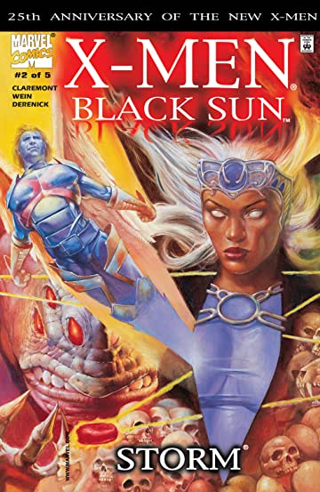 X-Men: Black Sun (2000) #2 (of 5)