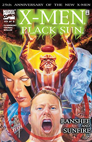 X-Men: Black Sun (2000) #3 (of 5)