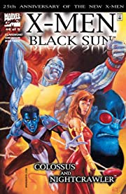 X-Men: Black Sun (2000) #4 (of 5)