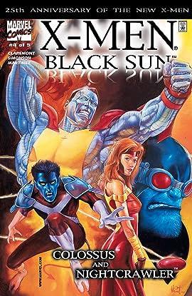 X-Men: Black Sun (2000) No.4 (sur 5)