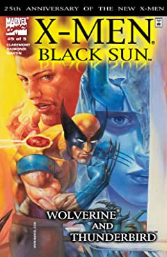 X-Men: Black Sun (2000) #5 (of 5)
