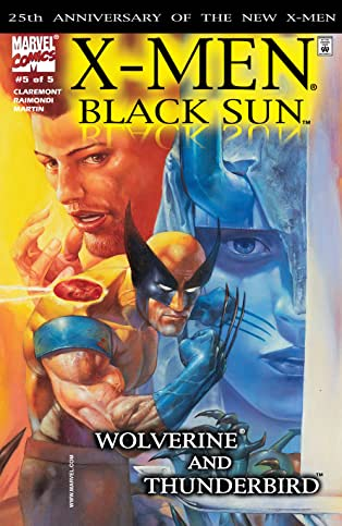 X-Men: Black Sun (2000) #5 (of 5)