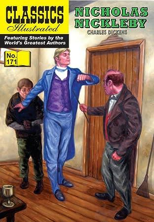 Classics Illustrated #171: Nicholas Nickleby
