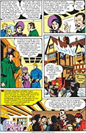 Classics Illustrated #171: Nicholas Nickleby