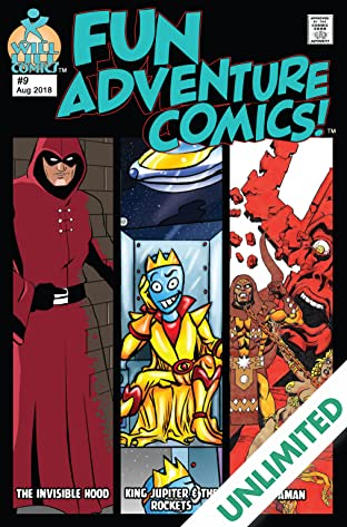 Fun Adventure Comics! #9