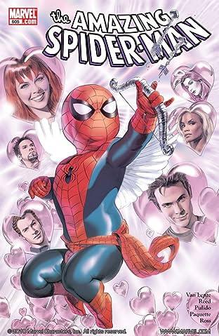 Amazing Spider-Man (1999-2013) #605