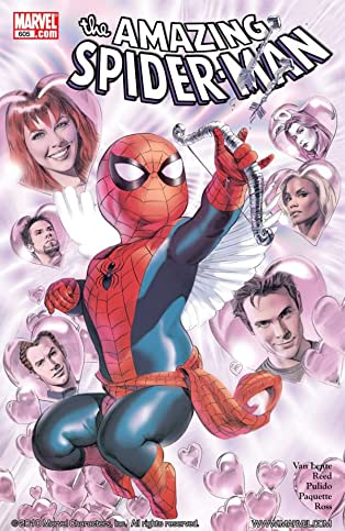 Amazing Spider-Man (1999-2013) #605