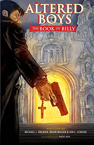 Altered Boys Tome 1: The Book of Billy