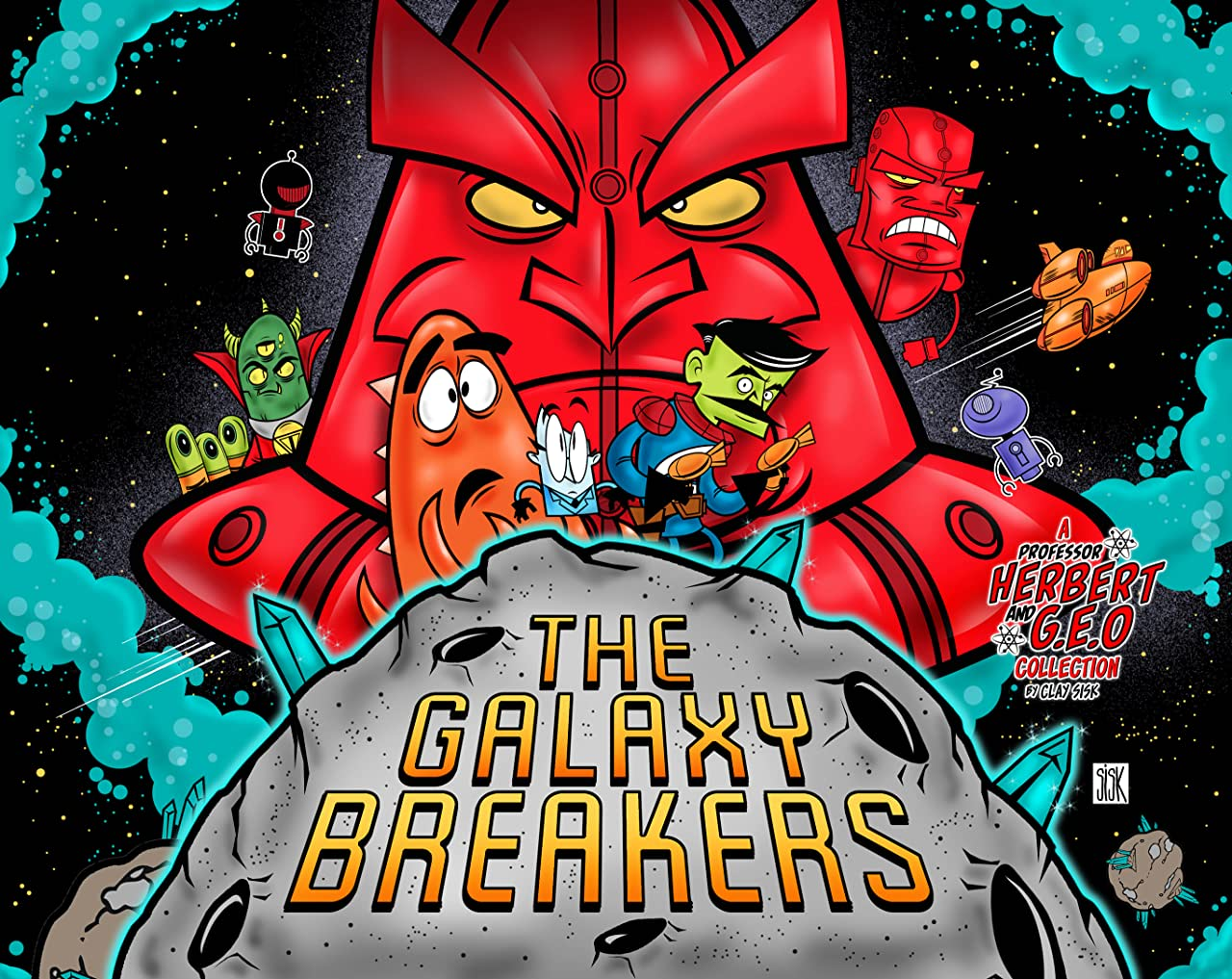 The Galaxy Breakers Vol. 3