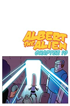 Albert the Alien No.19