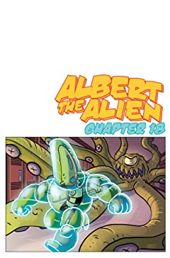 Albert the Alien No.18