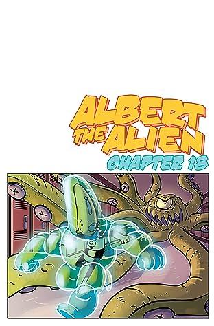 Albert the Alien No.18